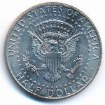 США, 1/2 доллара (2004–2019 г.)