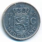Нидерланды, 1 гульден (1967–1980 г.)