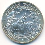 Замбия, 5000 квача (2003 г.)