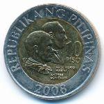 Филиппины, 10 песо (2000–2017 г.)