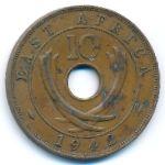 Восточная Африка, 10 центов (1942–1943 г.)