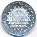 Израиль, 25 лир (1975 г.)