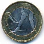 Финляндия, 5 евро (2016 г.)