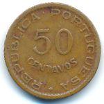 Ангола, 50 сентаво (1953–1961 г.)