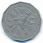 Австралия, 50 центов (1982 г.)