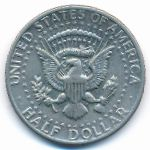 США, 1/2 доллара (1971–1974 г.)