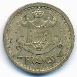 Монако, 2 франка (1945 г.)
