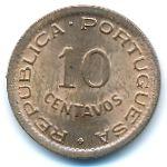 Ангола, 10 сентаво (1948–1949 г.)