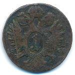 Австрия, 1 крейцер (1800 г.)