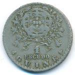 Гвинея-Бисау, 1 эскудо (1933 г.)
