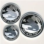 Австралия, Набор монет (2010 г.)