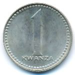 Ангола, 1 кванза (1977–1979 г.)