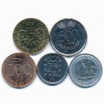 Ливан, Набор монет