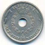 Норвегия, 1 крона (1925–1951 г.)