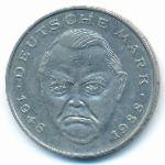 ФРГ, 2 марки (1990–2000 г.)