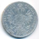 Австрия, 1 флорин (1882 г.)