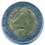 Алжир, 20 динаров (1996–2018 г.)