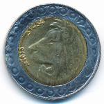 Алжир, 20 динаров (1996–2013 г.)