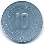 Алжир, 10 сентим (1989 г.)