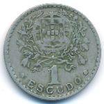 Португалия, 1 эскудо (1940–1952 г.)