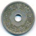 Япония, 10 сен (1927 г.)