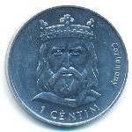 Андорра, 1 сентим (2002 г.)