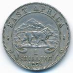Восточная Африка, 1 шиллинг (1948–1952 г.)