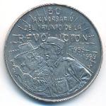 Куба, 1 песо (1989 г.)