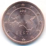 Estonia, 2 euro cent, 2011–2015