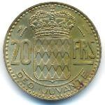Монако, 20 франков (1950–1951 г.)