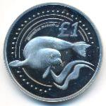 Кипр, 1 фунт (2005 г.)