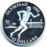 Соломоновы острова, 10 долларов (1991 г.)