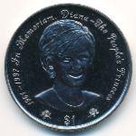 Ниуэ, 1 доллар (1997 г.)