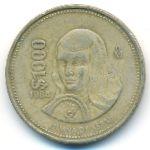 Мексика, 1000 песо (1988–1991 г.)