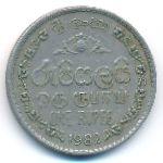 Шри-Ланка, 1 рупия (1982–1994 г.)