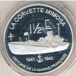 Saint Pierre and Miquelon, 1.5 euro, 2004