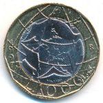 Италия, 1000 лир (1997 г.)