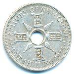 Новая Гвинея, 1 шиллинг (1935–1936 г.)
