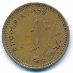 Родезия, 1 цент (1975 г.)