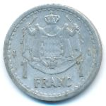 Монако, 1 франк (1943 г.)