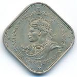 Гернси, 10 шиллингов (1966 г.)