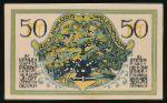 Нотгельды Германии, 50 пфеннигов (1921 г.)