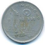Таиланд, 1 бат (1977 г.)