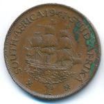 ЮАР, 1 пенни (1941 г.)