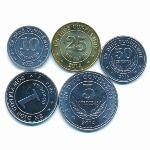 Никарагуа, Набор монет