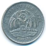 Маврикий, 5 рупий (1992 г.)