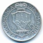 Сан-Марино, 10 лир (1931–1937 г.)