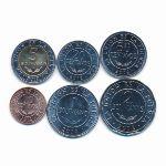 Боливия, Набор монет (2012 г.)