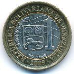 Венесуэла, 1 боливар (2007–2012 г.)