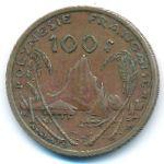 Французская Полинезия, 100 франков (2000 г.)